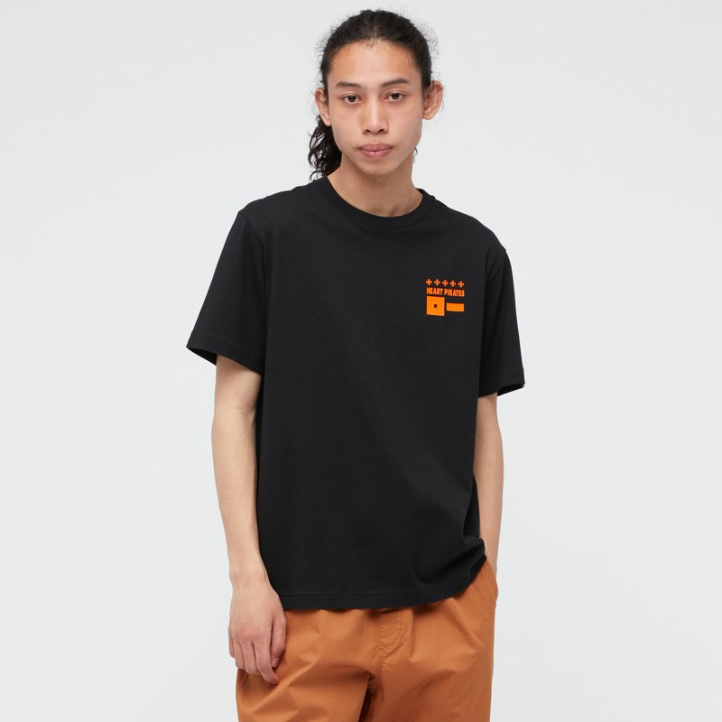 UNIQLO UT航海王系列T恤590元。圖/UNIQLO提供