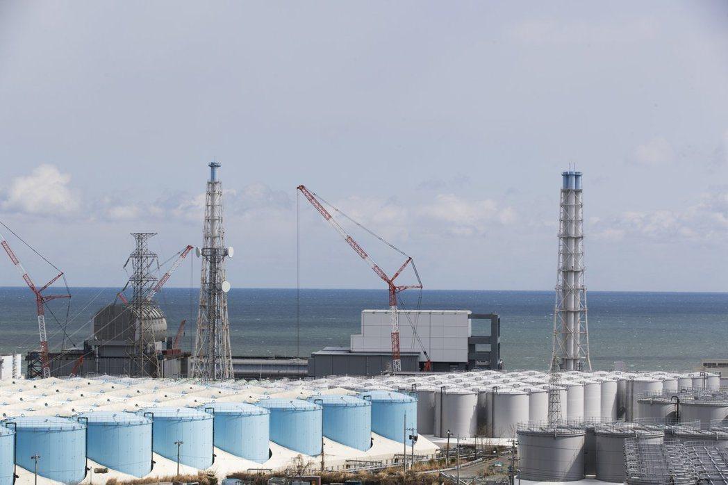 日本福島第一核電廠在311核災後持續產生的含氚核廢水,日本政府決定將稀釋後的核廢...