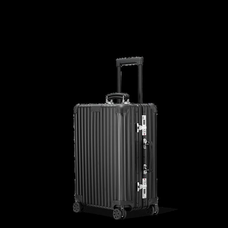 RIMOWA Classic系列Check-In L行李箱49,600元。圖/R...