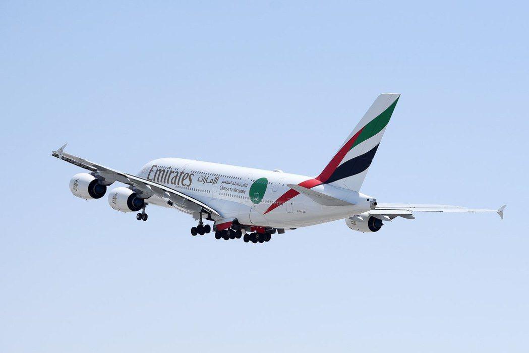 搭飛機微旅行不只是台灣有,阿聯酋航空EK2021一次性航班於4月10日成功起飛並...