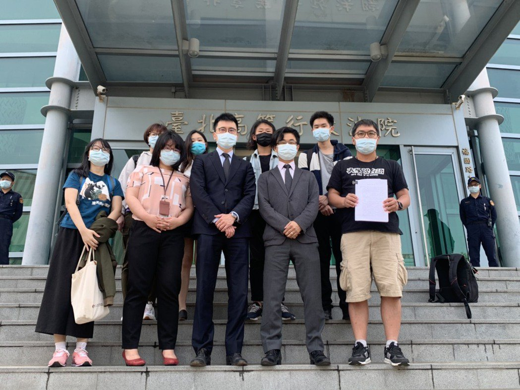 內政部將換發數位身分識別證(New eID)引發爭議,台灣人權促進會召集58名各...