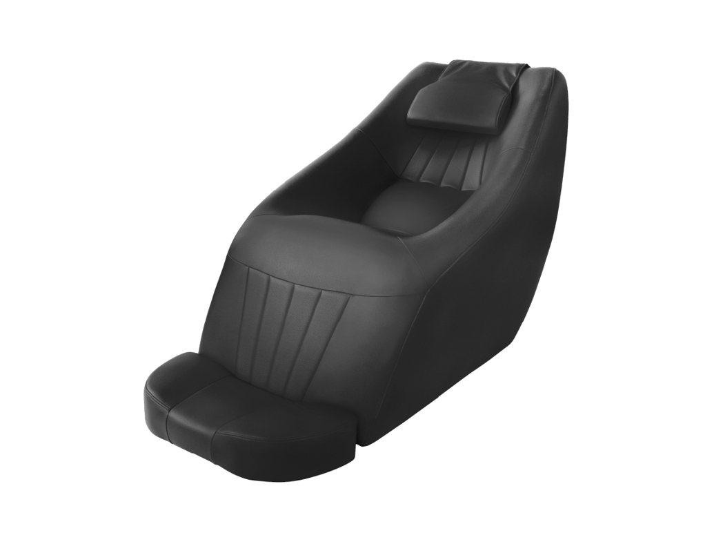 4月15日至4月29日期間挑戰十萬步就有機會獲得uChair優愜意運動舒眠椅。圖...