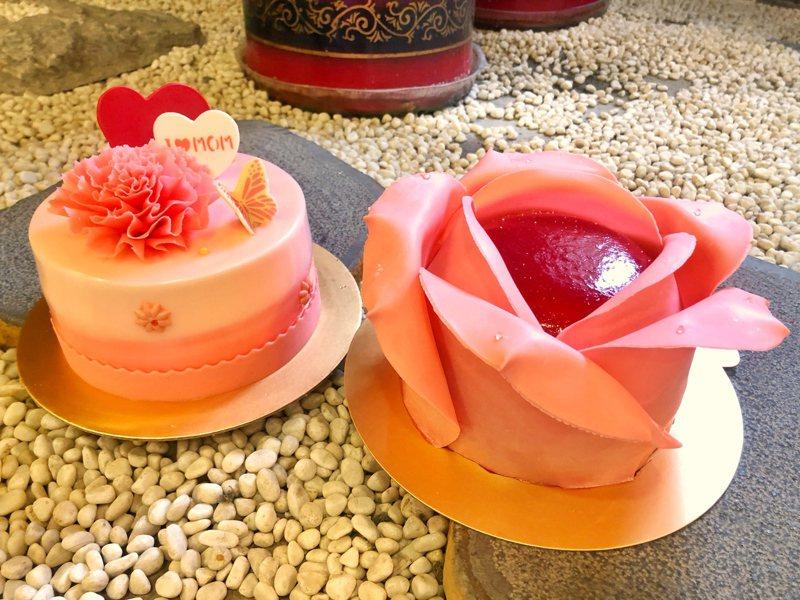 全家便利商店即日起至5月4日啟動第二波母親節預購,共推出蛋糕、甜點、3C家電等超過200項商品。圖/全家便利商店提供