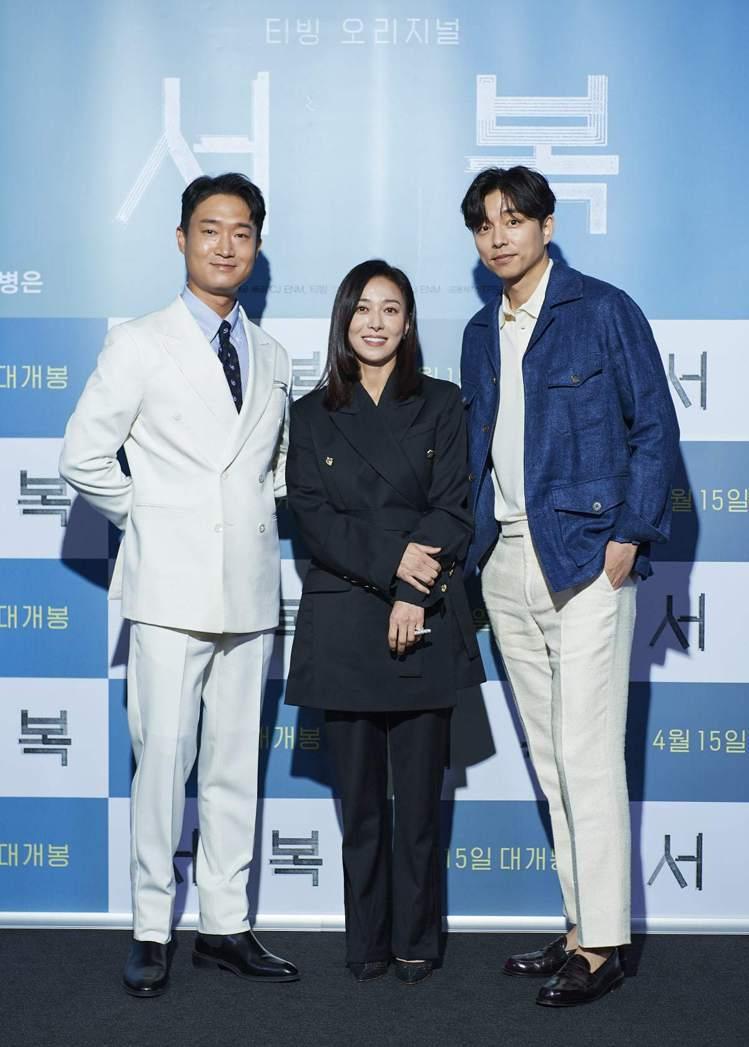 韓國首映會。圖/CATCHPLAY提供