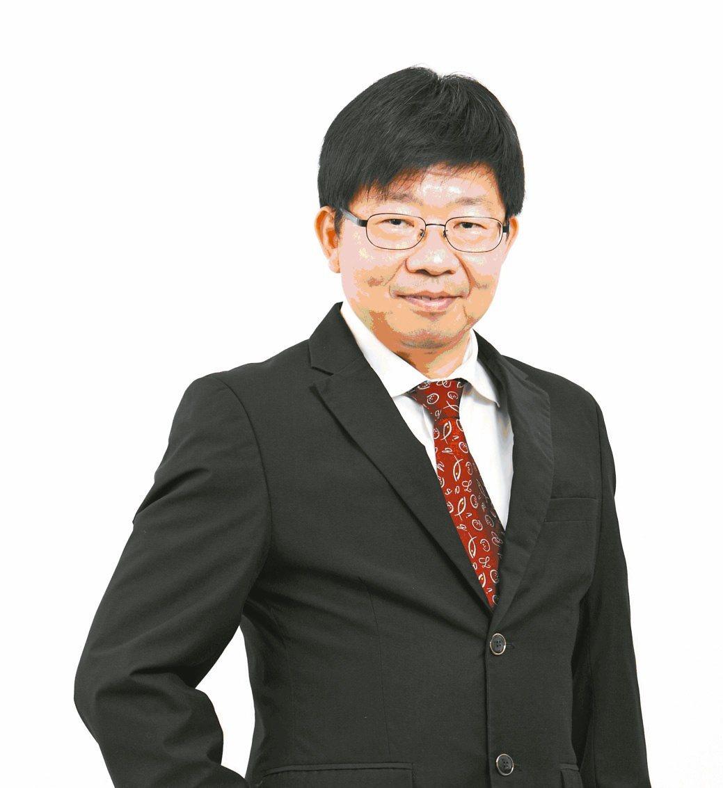 富蘭克林華美AI新科技基金經理人黃壬信。富蘭克林華美投信/提供