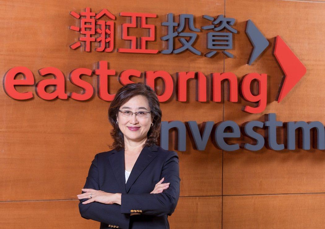 瀚亞投資(台灣)總經理王伯莉 瀚亞投資/提供