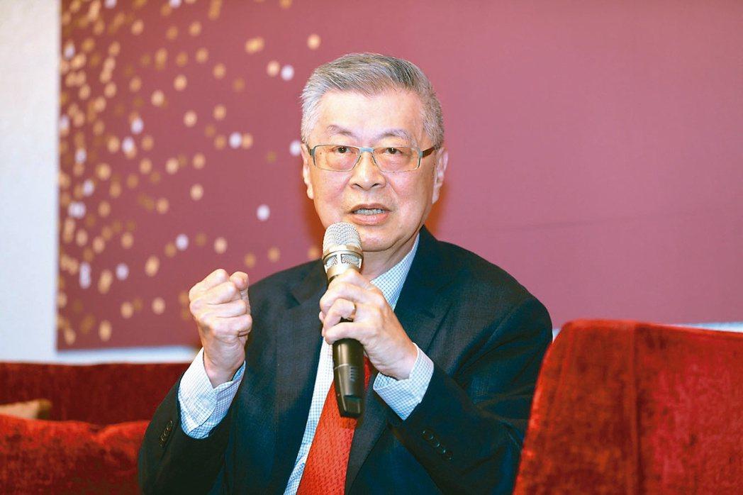 行政院前院長、新世代金融基金會董事長陳冲。(本報系資料庫)