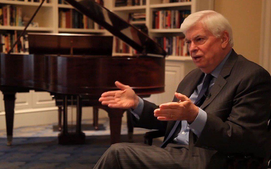 美國前參議員陶德(Chris Dodd)。翻攝網路
