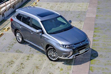 日本原裝雙動能SUV Mitsubishi Outlander PHEV試駕