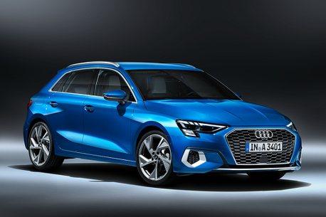 明天發表!全新世代Audi A3 Sportback外觀亮點搶先看