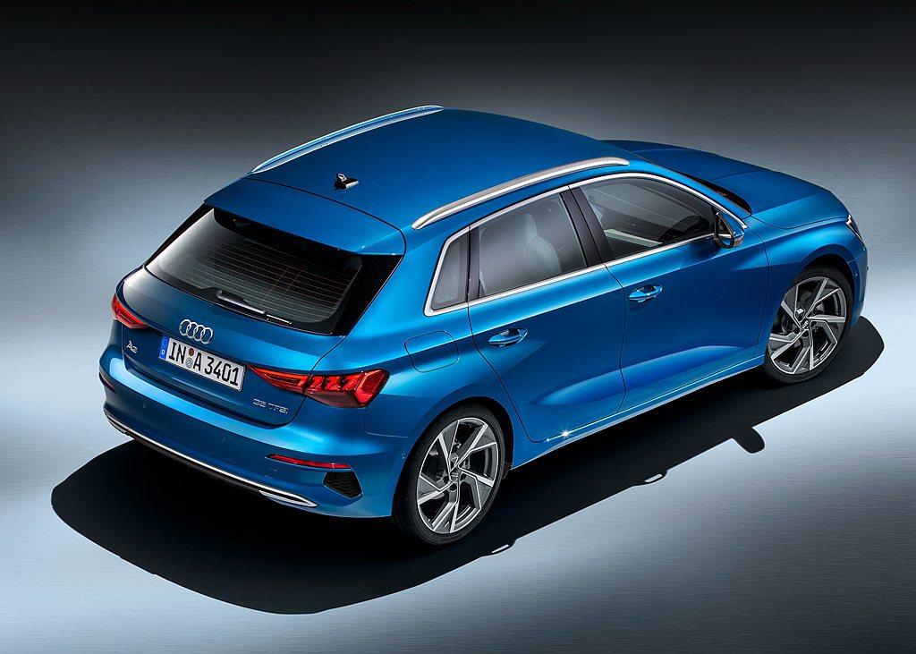 全新Audi A3 Sportback「風潮派對」上市發表會預計將在4月15日正...
