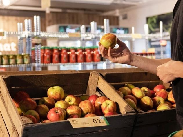 菲力斯食品正式在斯德哥爾摩推出全球第一家氣候超市 圖/Folix官方網站