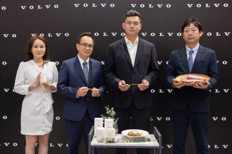 VOLVO打造輕奢美學展間 攜手胡同燒肉呈現限量展間燒肉丼飯