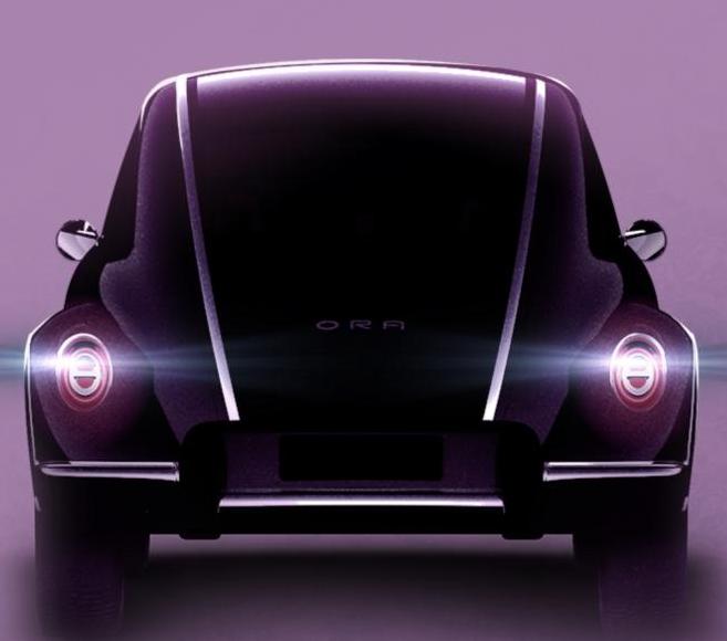 這款新車車尾與福斯金龜車極其相似。 摘自汽車之家
