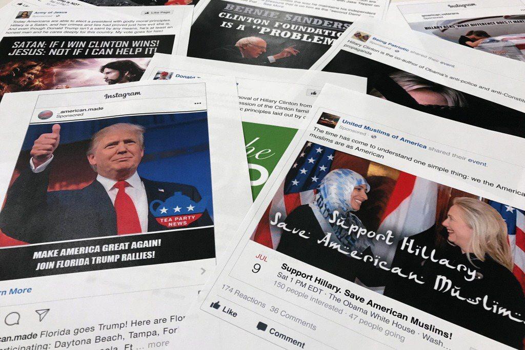 川普在2016選舉期間大量在媒體上使用「假新聞」(fake news)一詞,後來還導致這個詞彙被選為2017年的世界年度代表字。 圖/美聯社