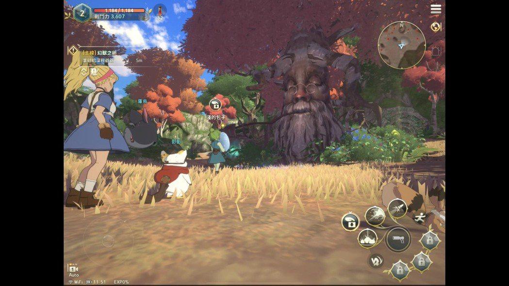最高畫質跟環境設置 圖:截自遊戲畫面