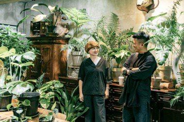 畫家米力╳白輻射Rex:跟植物一起生活,改變過去的自己