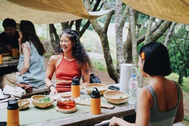 回歸自然永續!日本虎牌攜手勤美學、蜷尾家舉辦glamping森林野營,環保理念延伸消費體驗