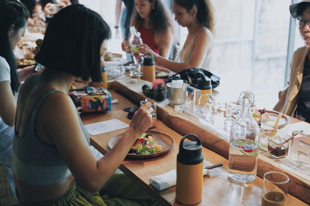 日本虎牌將舉辦全球首場品牌露營活動,可享用以苗栗在地食材為主軸的大地晚餐。 圖/...