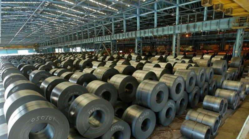 鋼鐵示意圖。(本報系資料庫)