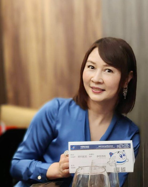 南方航空台灣分公司市場銷售部經理蘭虹(如圖)以「犀利航班」形容南航逆勢成長的力道...