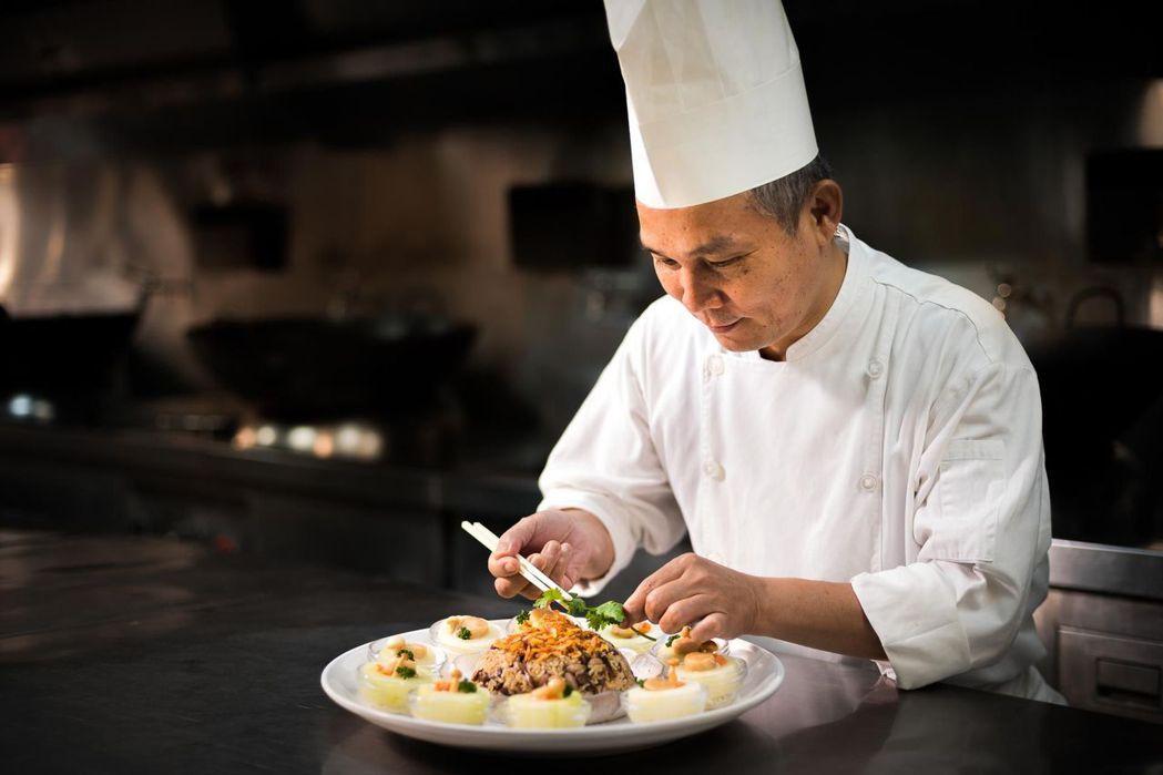 台南大飯店中餐經營近一甲子,是許多家庭三代聚餐的最佳地點。  台南大飯店/提供
