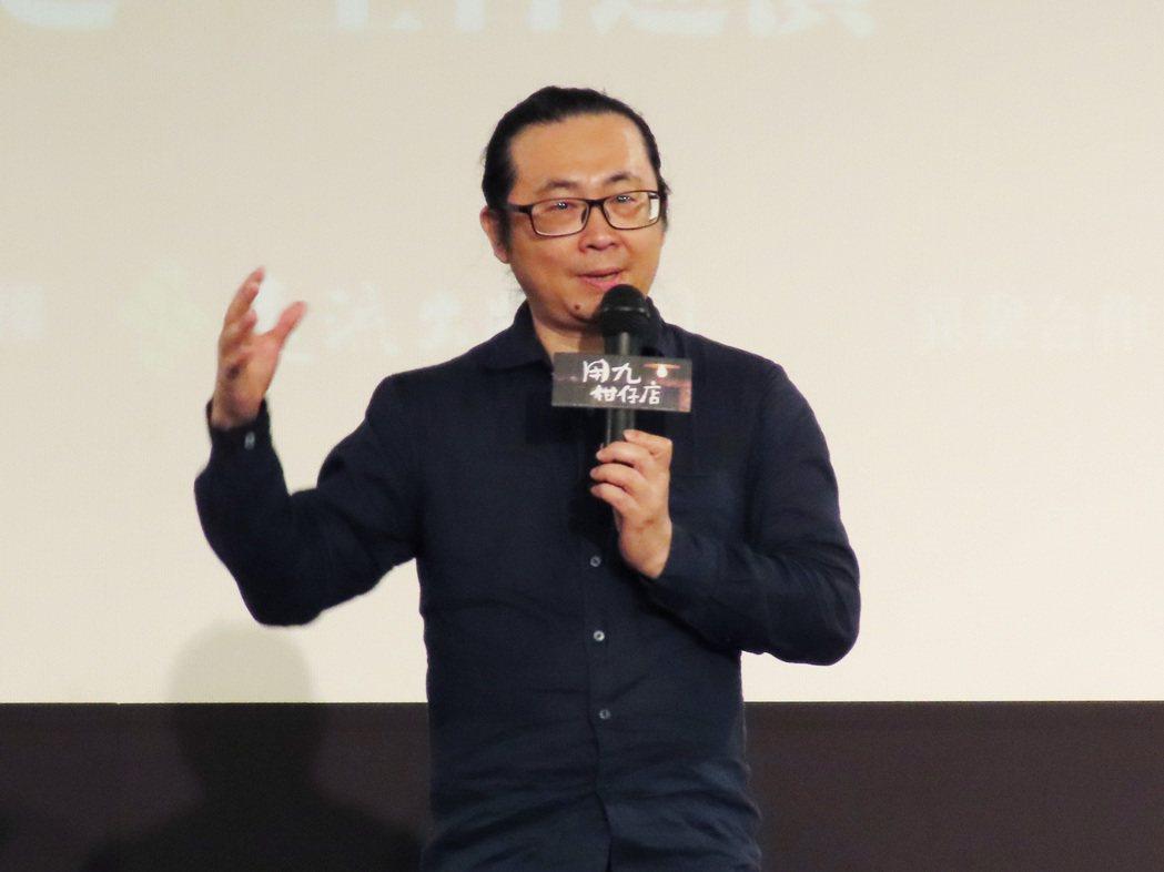 「用九柑仔店」改編舞台劇,阮光民:特別期待。圖/怡佳娛樂提供