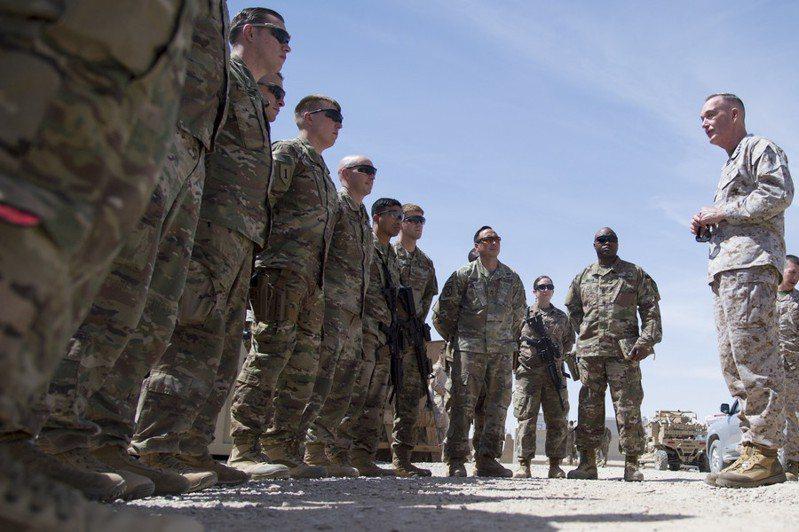 美國預計將在今年9月11日正式撤出阿富汗,在20週年這個時間點替阿富汗戰爭畫下休止符。(photo by美國國防部)