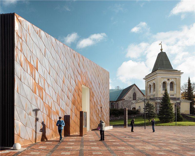 JKMM Architects 打造世界級圖書館  / 來源:  JKMM Architects