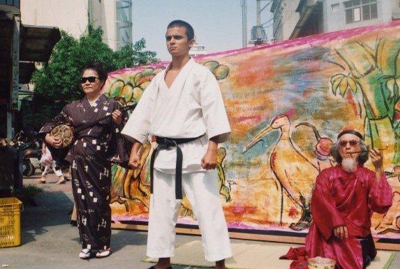 《夢幻琉球》電影劇照(圖片來源:台灣國際紀錄片影展)。