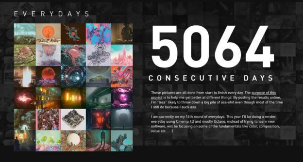 Beeple Everydays :The First 5000 Days