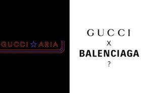 Gucci要跟Balenciaga推聯名系列?本周四就知道真假!