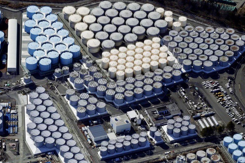 日本政府擬把福島核廢水稀釋排放入海。路透社