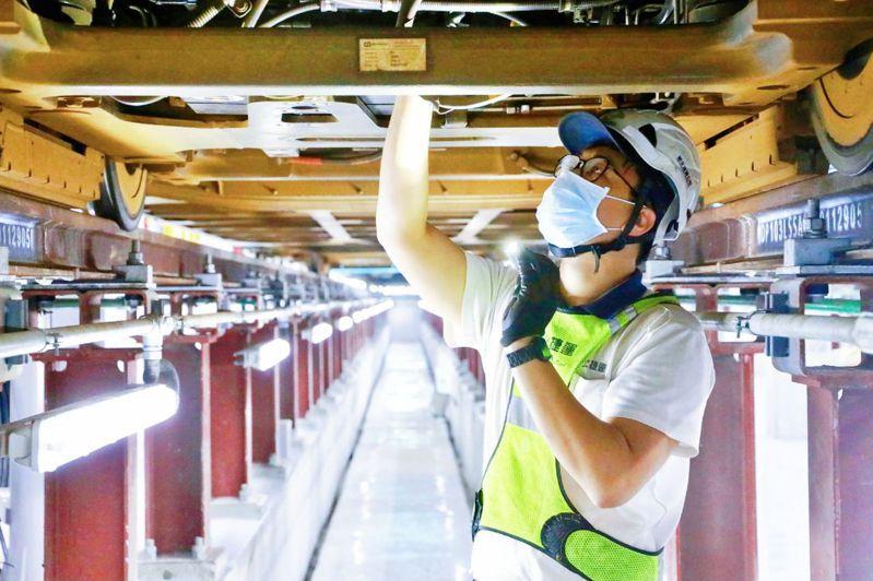 新北捷運公司今年首度人才招募,預計進用29名職缺,最高起薪6萬元起。圖/新北捷運公司提供