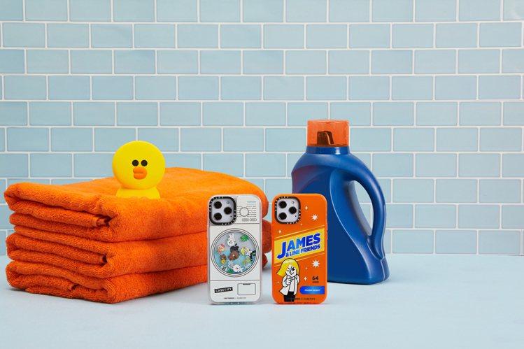 CASETiFY以日常清潔用品如清潔噴劑、洗衣精及肥皂泡泡等為設計靈感,推出超萌...