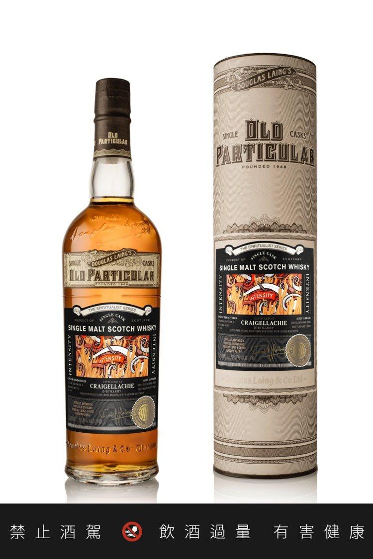 INTENSITY魁列奇14年單桶單一麥芽威士忌,建議零售價2,750元。 圖/...
