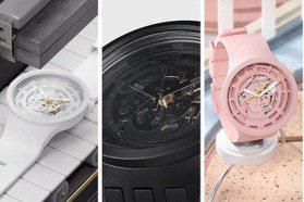 SWATCH獨步全球表壇!打造史上第一款生物陶瓷Next腕表