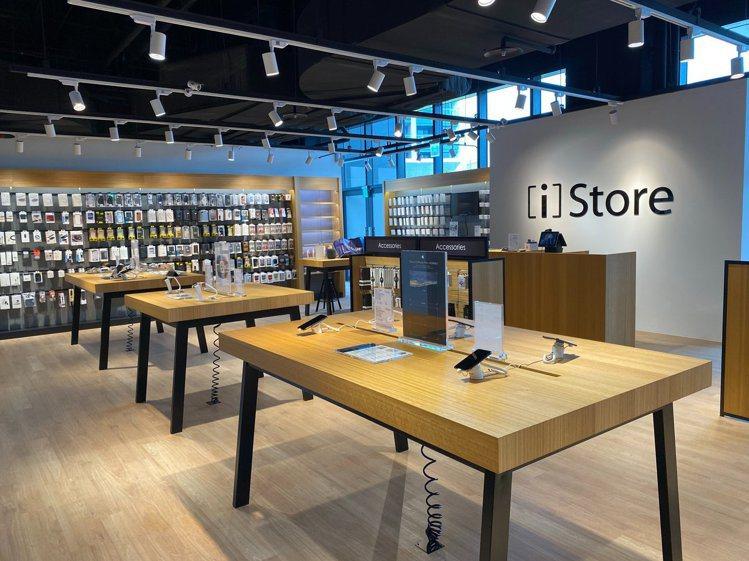 新光三越台北南西店4/16~4/18限時3天在一館9樓活動會館舉辦「iStore...