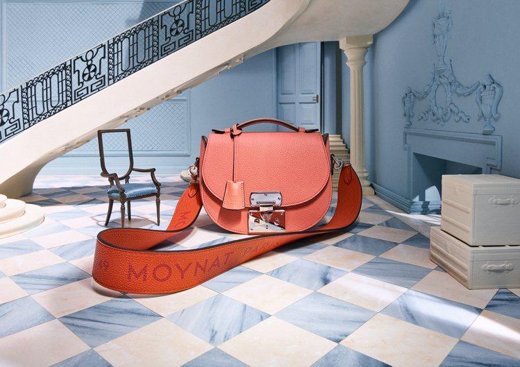 法國頂級包款品牌MOYNAT去年剛迎來新任設計師Nicholas Knightl...