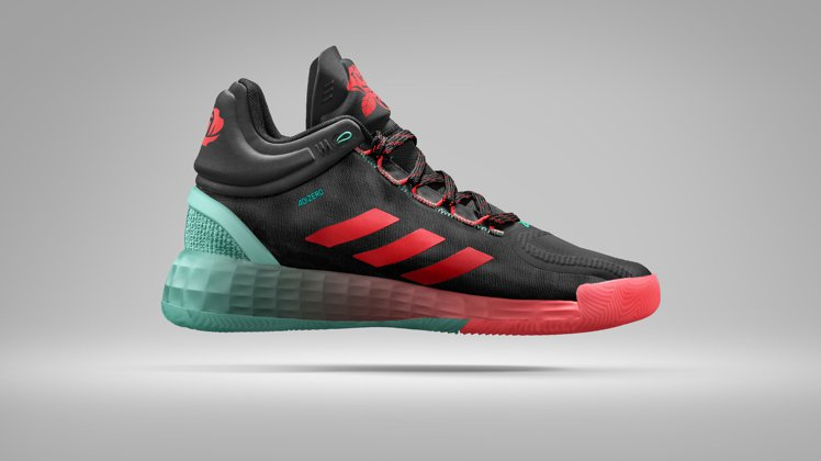adidas Avatar Pack系列Derrick Rose籃球鞋3,990...