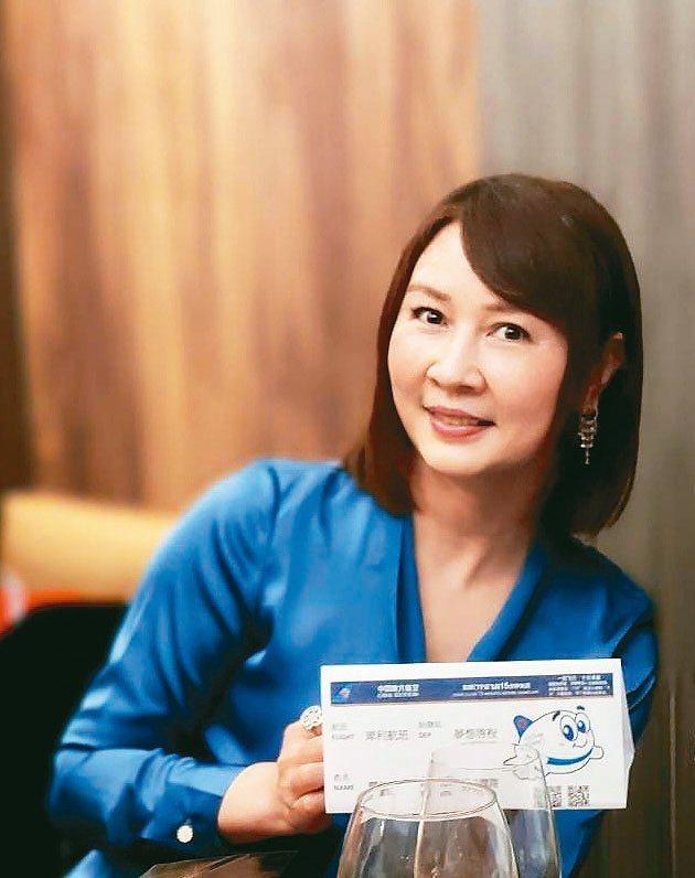 南方航空台灣分公司市場銷售部經理蘭虹以「犀利航班」形容南航驚人的逆勢成長力道。...