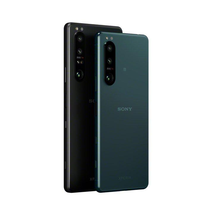 Sony發表最新旗艦手機Sony Xperia 1 III、Xperia 5 I...