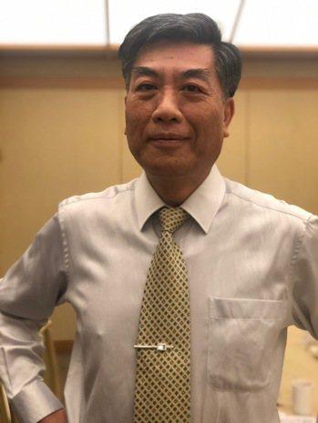 晶瑞光電董事長鄒政興。記者劉芳妙╱台北報導