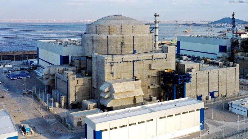 圖為今年1月底投入運營的福建福清核電5號機組。中新社