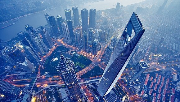 上海商業地產市場呈現持續復甦的良好回暖趨勢。(圖/取自界面新聞)
