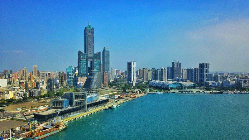 高雄市要在亞洲新灣區打造全台最大「5G AIoT」新創場域。圖/高雄市經發局提供