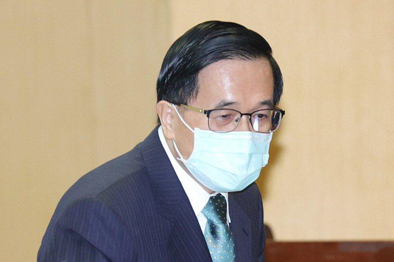 圖為前總統陳水扁月初公開亮相。記者杜建重攝影/報系資料照