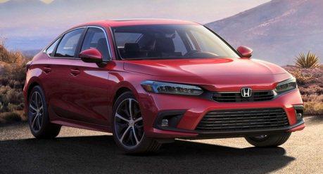 全新11代Honda Civic Sedan官方正面照公布!有沒有懷念10代了呢?