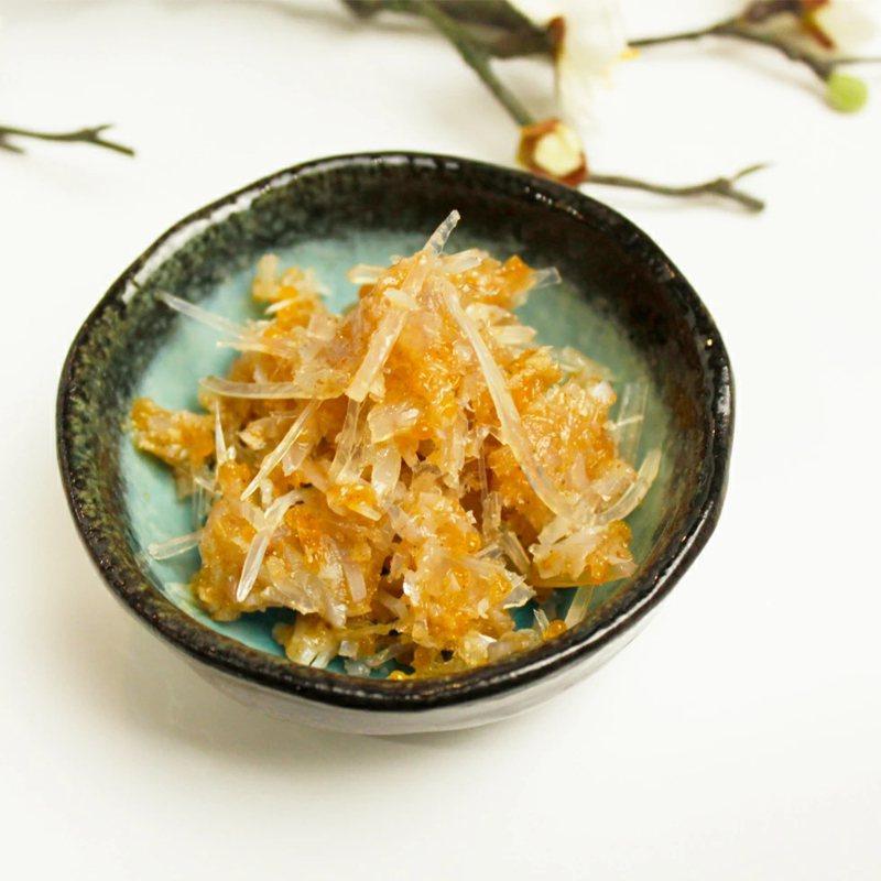 居酒屋料理「梅水晶」受到日本年輕族群的歡迎,但有許多中高年日本人不知道這是什麼菜。圖擷取自日本樂天市場