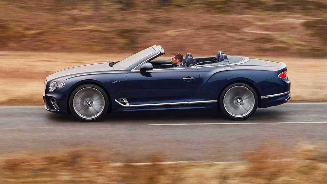 Bentley Continental GT Speed Convertible...